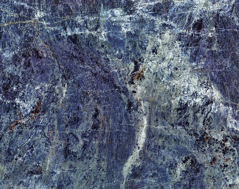 地面用海洋之心方钠石板材