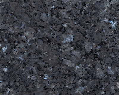 蓝麻花岗岩板材/装饰板材